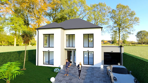 Vente terrain à bâtir 380 m2