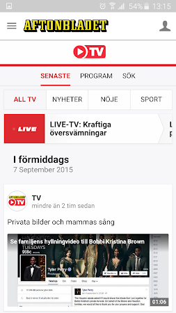 Aftonbladet 4.0.40 screenshot 623613