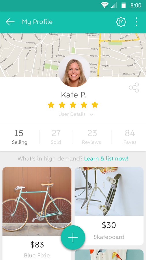 Wallapop - Buy & Sell Nearby- screenshot