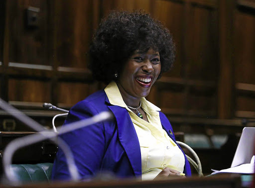 Makhosi Khoza. Picture: SUPPLIED
