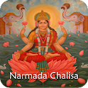 Narmada Chalisa with Audio icon