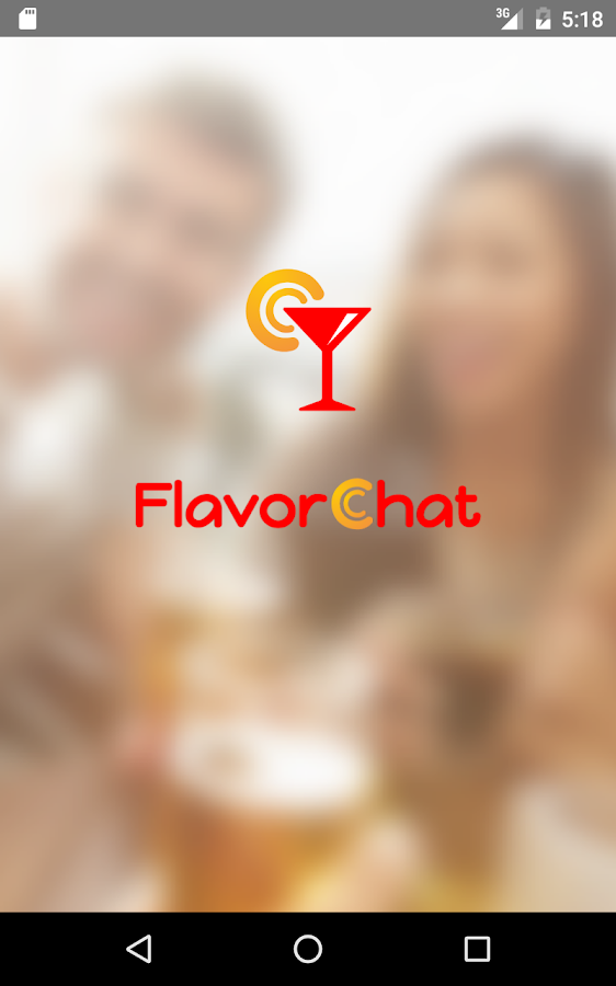 FlavorChat- screenshot