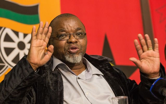 ANC secretary-general Gwede Mantashe. Picture: SUNDAY TIMES