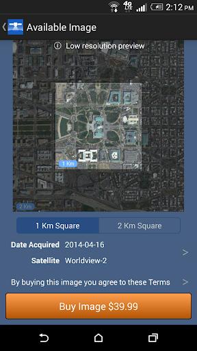 Capturas de pantalla de SpyMeSat 7