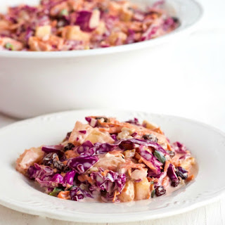 Cabbage Carrot And Raisin Salad Recipes
