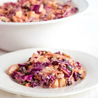 Cabbage Carrot And Raisin Salad Recipes.