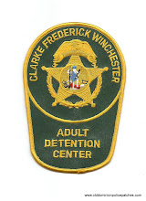 Photo: Clarke, Frederick, Winchester Adult Detention Center