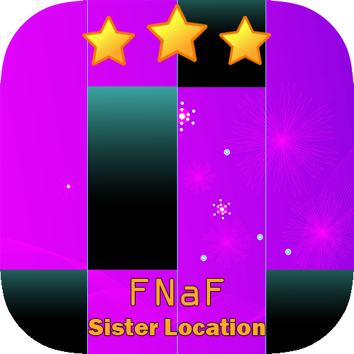 FNAF Sister Location Piano Game