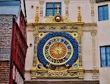 Астрономические часы XVI века