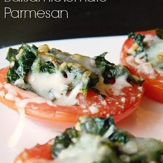 Balsamic Parmesean Tomatoes