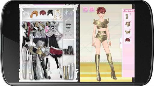 莎莉驚人的裝扮。 玩休閒App免費 玩APPs