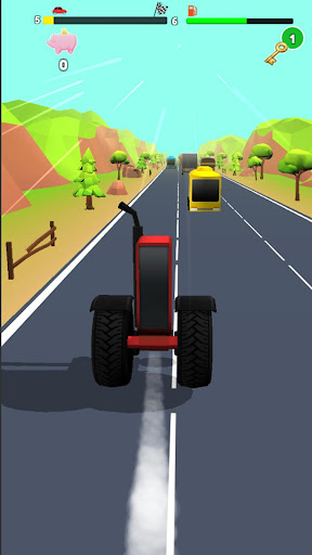 Highway Driver apkpoly screenshots 2