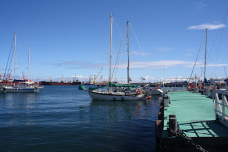 Photo: The Yacht Quay Downtown Papeete