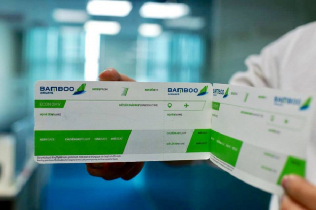 Theo hãng Bamboo Airways, bạn có thể đổi tên, đổi hành trình bay nhưng mất tiền phí