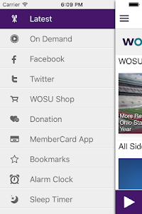 WOSU Public Media App screenshot 2