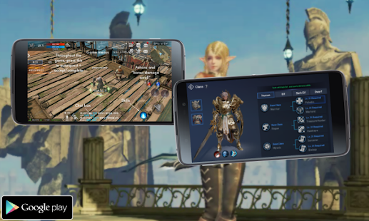 Guide Lineage 2: Revolution - náhled
