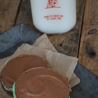 Brownie Mint Cookie