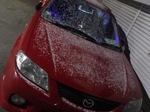 ファミリアS-ワゴン BJ5W RS Sパッケージ  平成14年車のカスタム事例画像 みーちゃろさんの2018年12月14日16:15の投稿