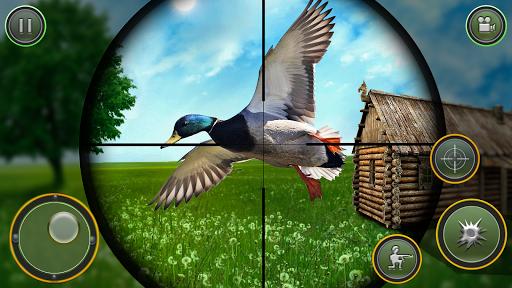 Duck hunting season 2020: Bird Shooting Games 3D 2.0 screenshots 1