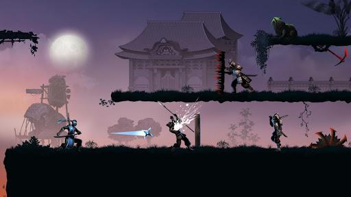 Ninja warrior: legend of shadow fighting games apkmr screenshots 11