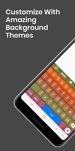 Bemba English Keyboard 2020 : Infra Keyboard screenshots 3