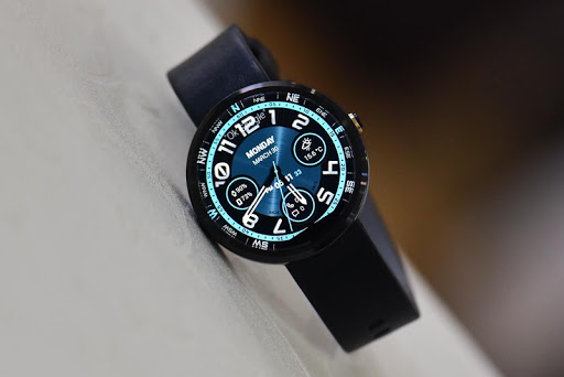 Dynamic Watch Face