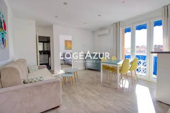 Appartement meublé 2 pièces 34,3 m2