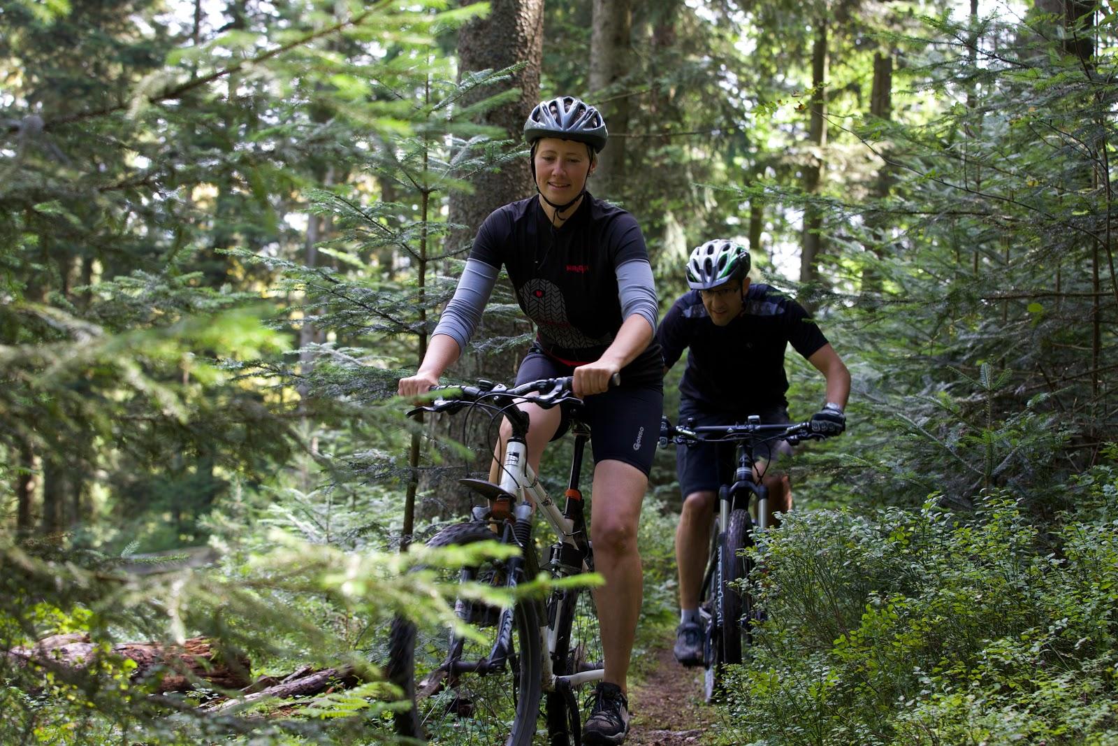 Geführte Radtouren im Schwarzwald