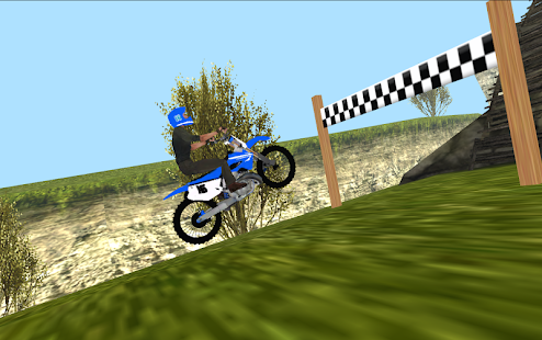 Offroad Bike Racing 3D- screenshot thumbnail