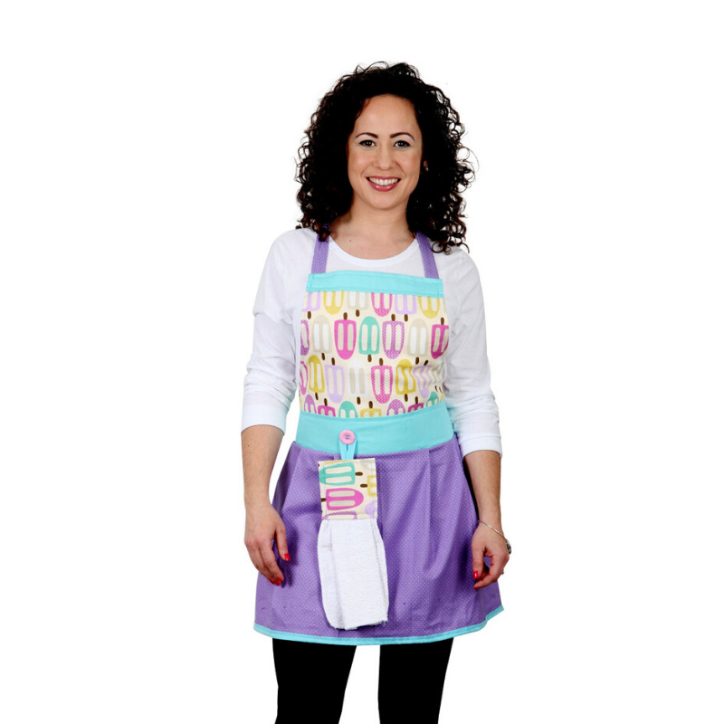 The Bedford Life cute apron