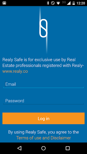 Realy Safe - Safety for agents