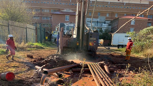 Gift of the Givers drills borehole for Helen Joseph Hospital