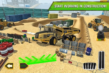 Construction Site Truck Driver App Download For Android and iPhone 1