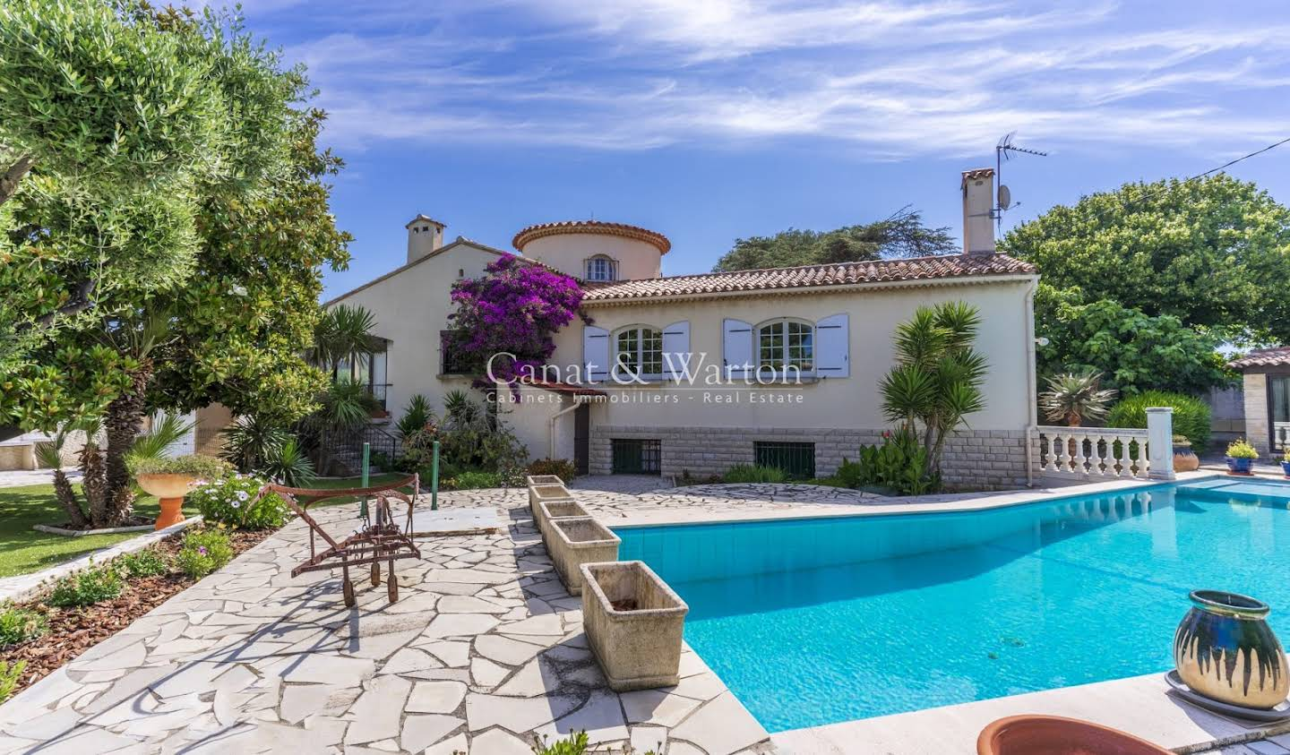 House with pool and terrace Six-Fours-les-Plages