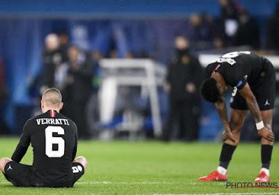 Le PSG ne se remet pas de la défaite en finale de la Coupe de France