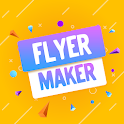 Flyer Maker - Graphic Design, Posters & Ads Maker icon