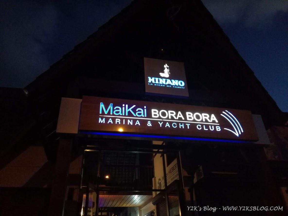 Maikai Marina - Bora Bora