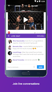 Arena - Sports Chat - náhled