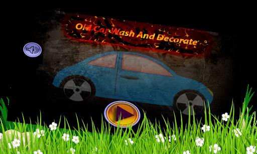 Car Wash and Decorate Fun