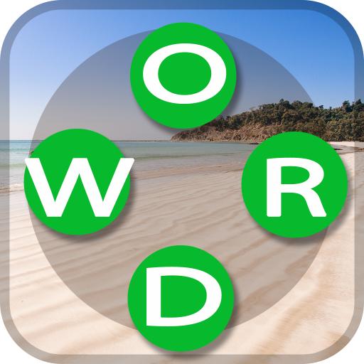 Addictive Word Search game - Sun Word