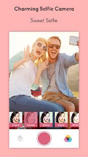 Charming Selfie Camera - náhled