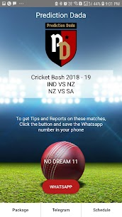 Prediction Dada – Cricket Tips 1.4 Mod + Data for Android 2