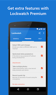 Lockwatch - Protect Your Phone- screenshot thumbnail