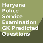 GK Hindi  for Haryana Police