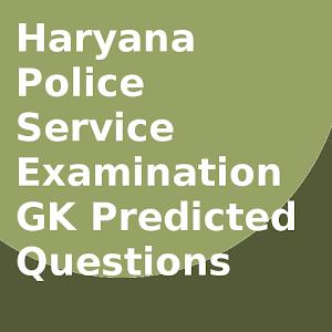 GK Hindi  for Haryana Police Gratis
