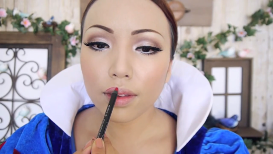 Snow White Makeup- screenshot thumbnail