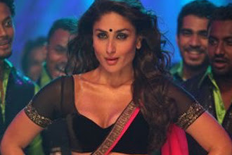 Photo: I'm not slim, every picture is 'Photoshopped': Kareena Kapoor http://t.in.com/3rHq