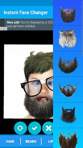 Face Changing - InstantFace screenshot 3