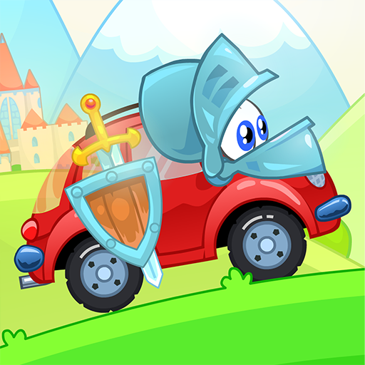 Wheelie 6 - Fairytale Icon