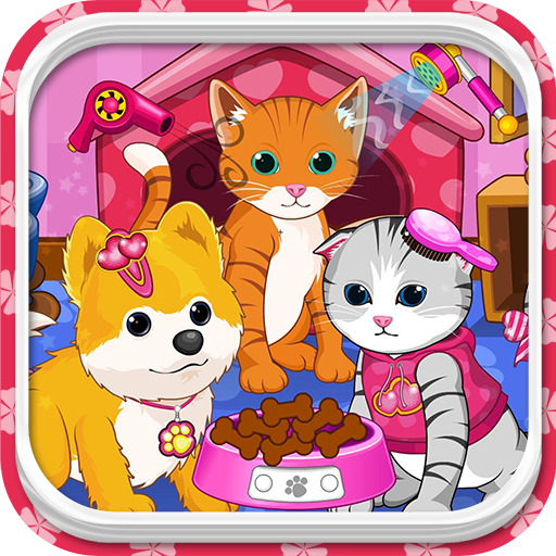 Cats and Dogs Grooming Salon (game)
